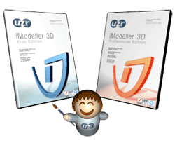 iModeller 3D Software Packages