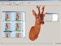 iModeller 3D Web Edition Screenshot
